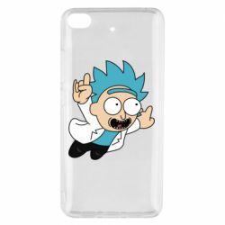 Чехол для Xiaomi Mi 5s Rick is flying