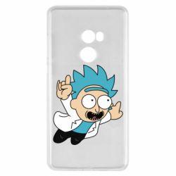Чехол для Xiaomi Mi Mix 2 Rick is flying