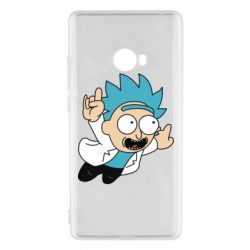 Чехол для Xiaomi Mi Note 2 Rick is flying