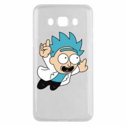 Чехол для Samsung J5 2016 Rick is flying
