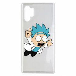 Чехол для Samsung Note 10 Plus Rick is flying
