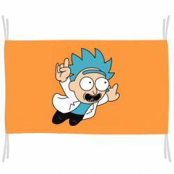 Флаг Rick is flying