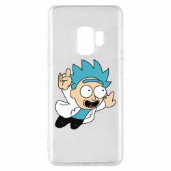 Чехол для Samsung S9 Rick is flying