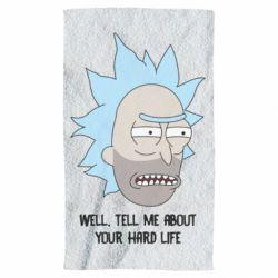 Полотенце Rick live