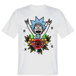 Чоловіча футболка Rick Tattoo