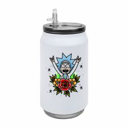 Термобанка 350ml Rick Tattoo