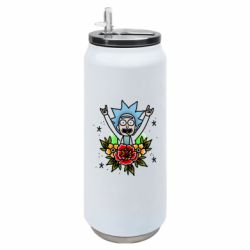 Термобанка 500ml Rick Tattoo
