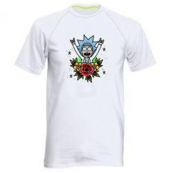 Чоловіча спортивна футболка Rick Tattoo