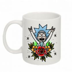 Кружка 320ml Rick Tattoo