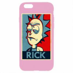 Чехол для iPhone 6/6S Rick