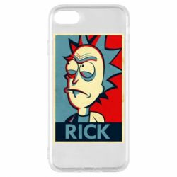 Чехол для iPhone 8 Rick