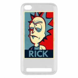 Чехол для Xiaomi Redmi 5a Rick