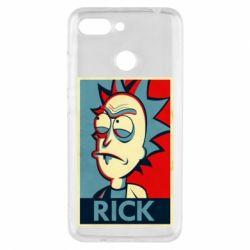 Чехол для Xiaomi Redmi 6 Rick