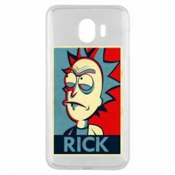 Чехол для Samsung J4 Rick