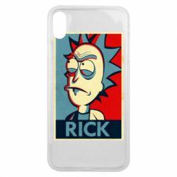Чехол для iPhone Xs Max Rick