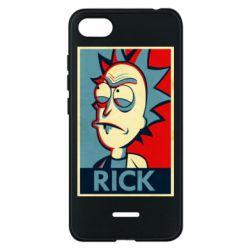 Чехол для Xiaomi Redmi 6A Rick