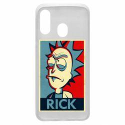 Чехол для Samsung A40 Rick