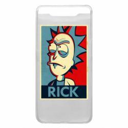 Чехол для Samsung A80 Rick