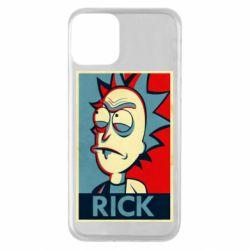 Чехол для iPhone 11 Rick