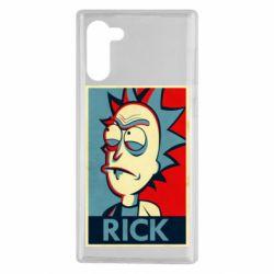 Чехол для Samsung Note 10 Rick