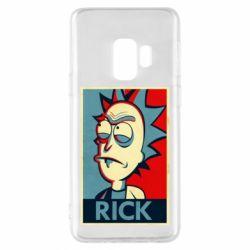 Чехол для Samsung S9 Rick