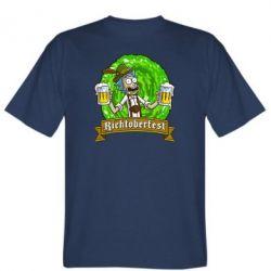 Мужская футболка Ricktoberfest