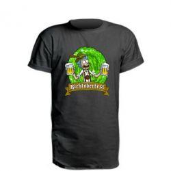 Удлиненная футболка Ricktoberfest