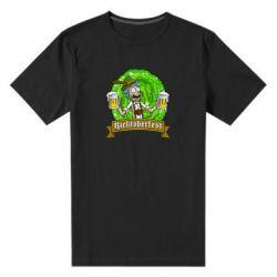 Мужская стрейчевая футболка Ricktoberfest