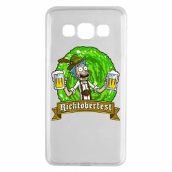 Чехол для Samsung A3 2015 Ricktoberfest