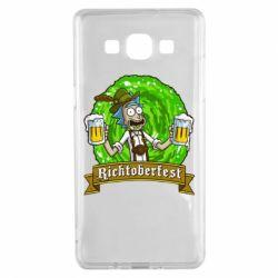 Чехол для Samsung A5 2015 Ricktoberfest