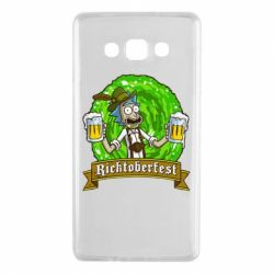 Чехол для Samsung A7 2015 Ricktoberfest