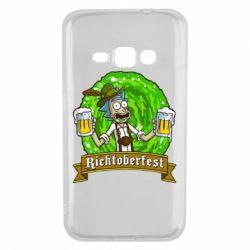Чехол для Samsung J1 2016 Ricktoberfest