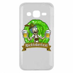 Чехол для Samsung J2 2015 Ricktoberfest