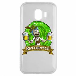 Чехол для Samsung J2 2018 Ricktoberfest