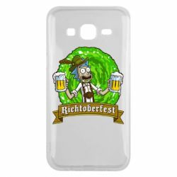Чехол для Samsung J5 2015 Ricktoberfest