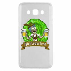 Чехол для Samsung J5 2016 Ricktoberfest