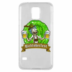 Чехол для Samsung S5 Ricktoberfest