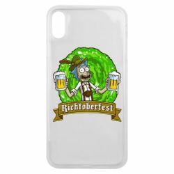 Чехол для iPhone Xs Max Ricktoberfest