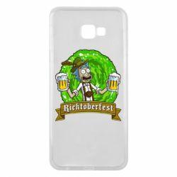 Чехол для Samsung J4 Plus 2018 Ricktoberfest