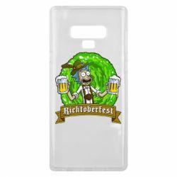 Чехол для Samsung Note 9 Ricktoberfest
