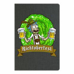 Блокнот А5 Ricktoberfest