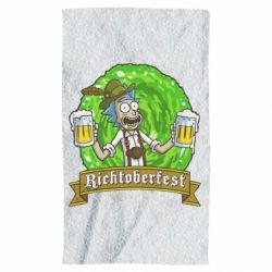 Полотенце Ricktoberfest