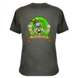 Камуфляжная футболка Ricktoberfest