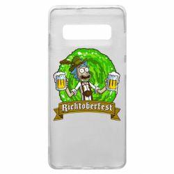 Чехол для Samsung S10+ Ricktoberfest