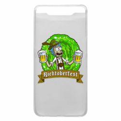 Чехол для Samsung A80 Ricktoberfest