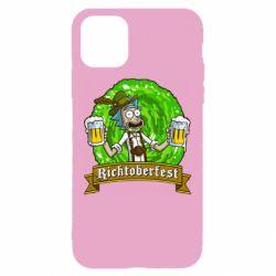 Чехол для iPhone 11 Ricktoberfest