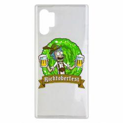 Чехол для Samsung Note 10 Plus Ricktoberfest