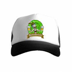 Детская кепка-тракер Ricktoberfest