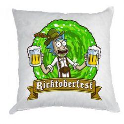 Подушка Ricktoberfest