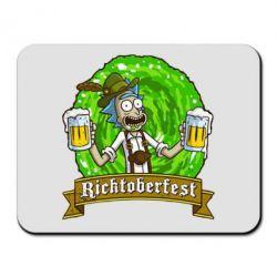 Коврик для мыши Ricktoberfest